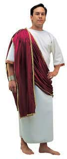 Adult Roman Caesar Outfit Costume
