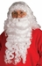 Long Santa Beard & Wig Set
