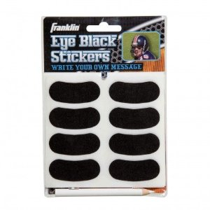 Eye Black Stickers - 24 Pack