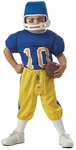 Deluxe Toddler Football Player Costume