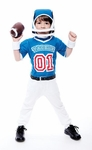 Toddler Little Football Player Size 2T