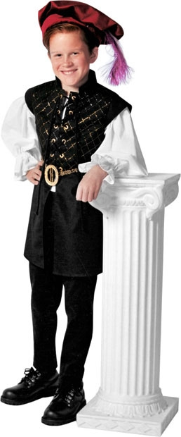Child's Romeo Costume