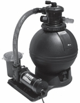Heritage Pool 1.0 Horsepower Sand Filter System