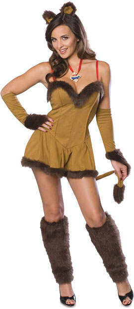 Adult Sexy Lion Costume