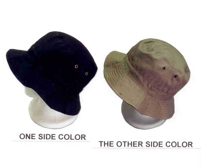 Adult Reversible Bucket Hat