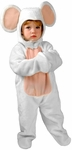Toddler White Mouse Costume