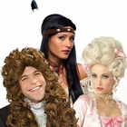 Adult Historical Celebrity Wigs