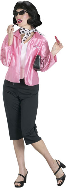 Pink Ladies Grease Costume