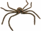 Large Brown Tarantula Halloween Prop