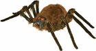 Large Brown Poseable Spider