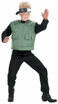 Child's Naruto Kakashi Costume Jacket