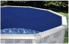 Heritage Pool 18 ft Round Printed Replacement Pool Liner