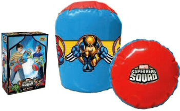 Super Hero Squad Punching Gloves