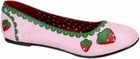 Teen Strawberry Shortcake Shoes