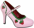Women's Strawberry Shortcake Shoes