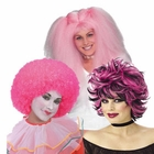 Adult Pink Wigs
