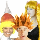 Adult Yellow Wigs