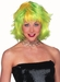 Lime & Yellow Choppy Layered Wig