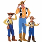 Woody Costumes