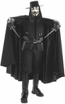 V For Vendetta Deluxe Costume