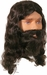 Adult Jesus Costume Wig and Beard Set