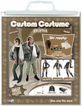 Adult Aviator Hat, Goggles, and Scarf Costume Kit