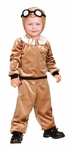 Infant Aviator Pilot Costume