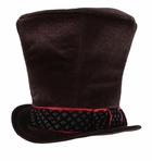 Willy Wonka Costume Costume Hat