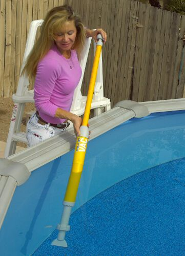 Hand Operated Pool Vacuum Suction Tool