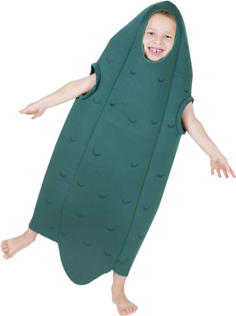 Child's Pickle Costume