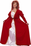Plus Size Queen Elizabeth Costume