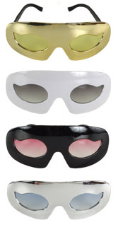 Masquerade Glasses