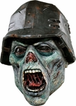 Scary Army Man Costume Mask