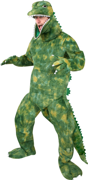 Adult Lizard Costume