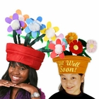 Adult Flower Pot Hats