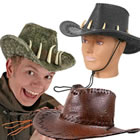 Adult Crocodile Dundee Hats