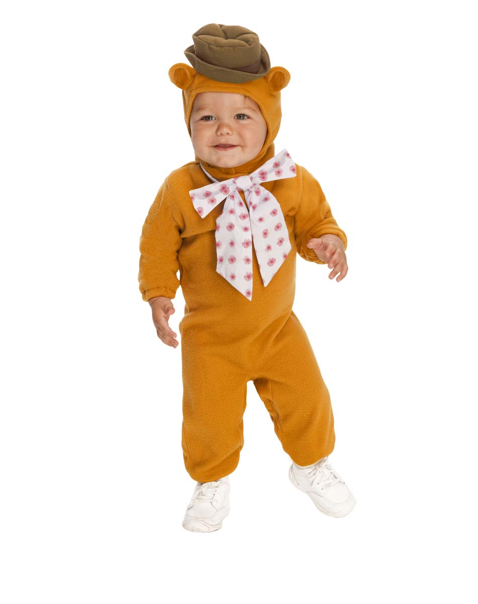 Toddler Muppets Fozzie Bear Costume
