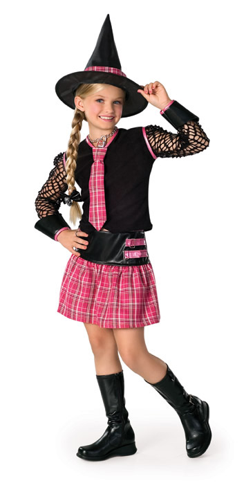 Preteen Expelled School Girl Costume