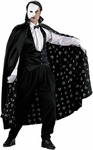 Adult Phantom Opera Cape Costume