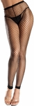Industrial Net Footless Nylon Tights