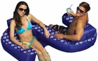 Designer Double Loop Floating Lounger