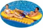 Double Floating Pool Lounger