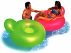 Inflatable Sit Down Pool Raft