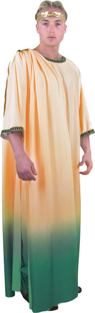 Adult Seafoam Greek God Costume