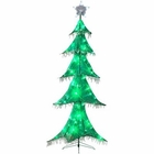 Christmas Tree Ice Sculpture Lawn Decoration