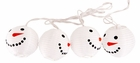 Snowman Lantern String Light Set