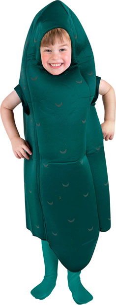 Toddler Pickle Costume