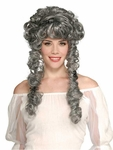 Women's Grey Ghost Wig