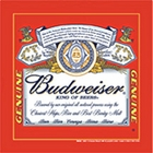 Budweiser King Of Beers Bandana