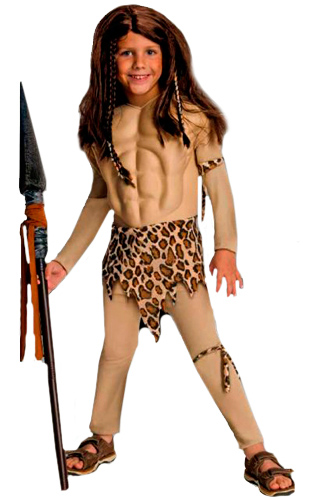 Child's Tarzan Costume